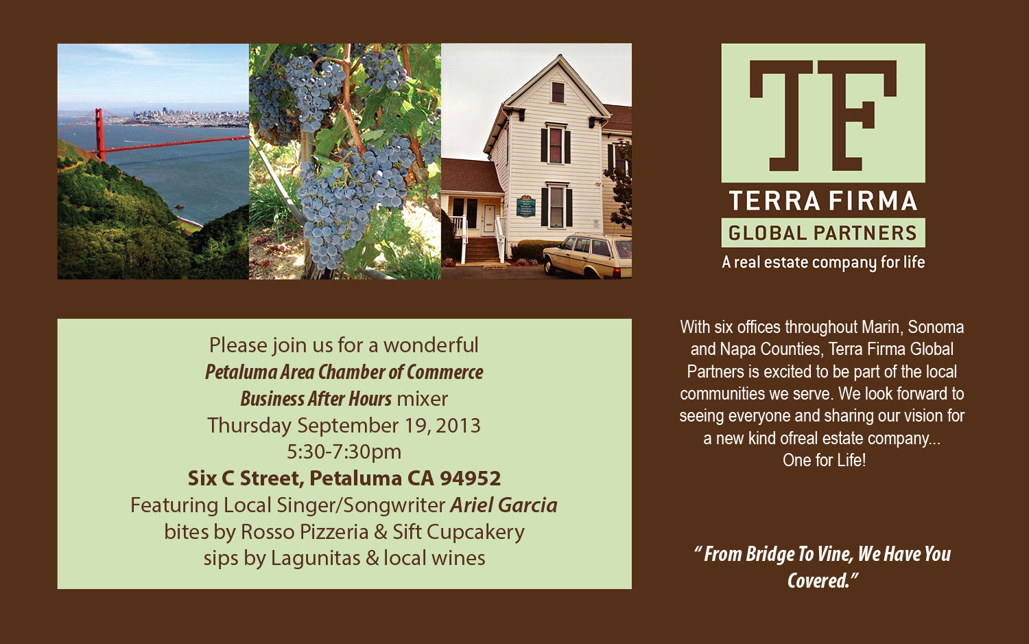 Terra Firma Global Partners Flyer